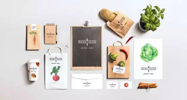 蔬菜品牌VI设计